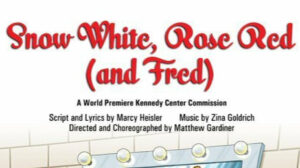 Snow White, Rose Red (And Fred)